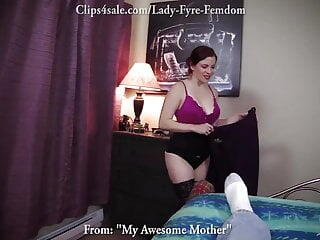 Mommy's Little Helper POV -Lady Fyre