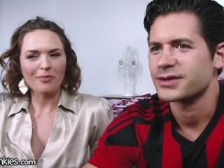 RealityJunkies Cougar MILF Krissy Lynn Hits on Son's BFF!